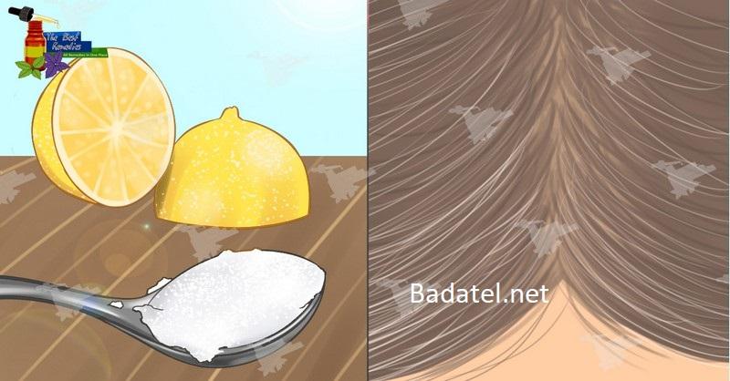 Zmes kokosového oleja a citrónu: Tu je návod na to, ako vrátiť šedivým vlasom ich prirodzenú farbu