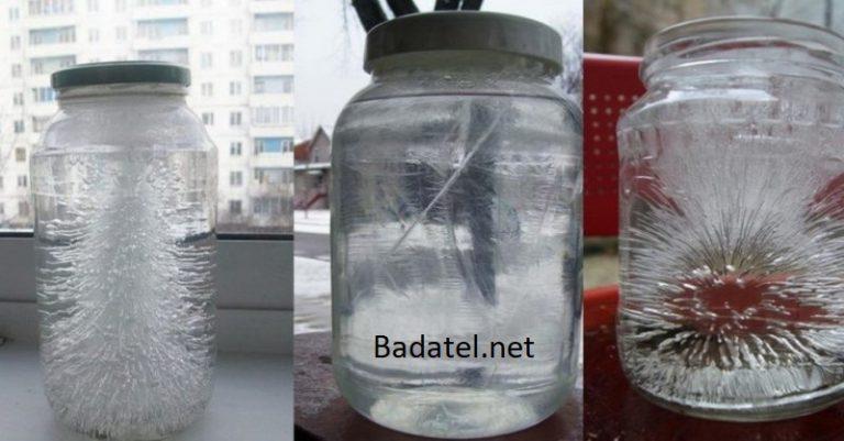 Odhaľte negatívne energie, ktoré máte doma. Do sklenenej fľaše dajte slanú vodu s octom
