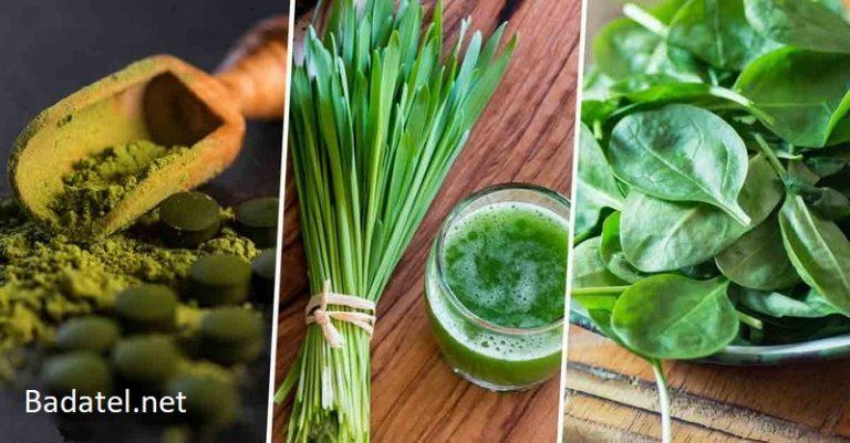 Prečo by ste mali jesť viac potravín bohatých na chlorofyl