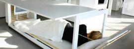 Spací stôl je presne to, čo potrebujete, aby ste boli v práci produktívni