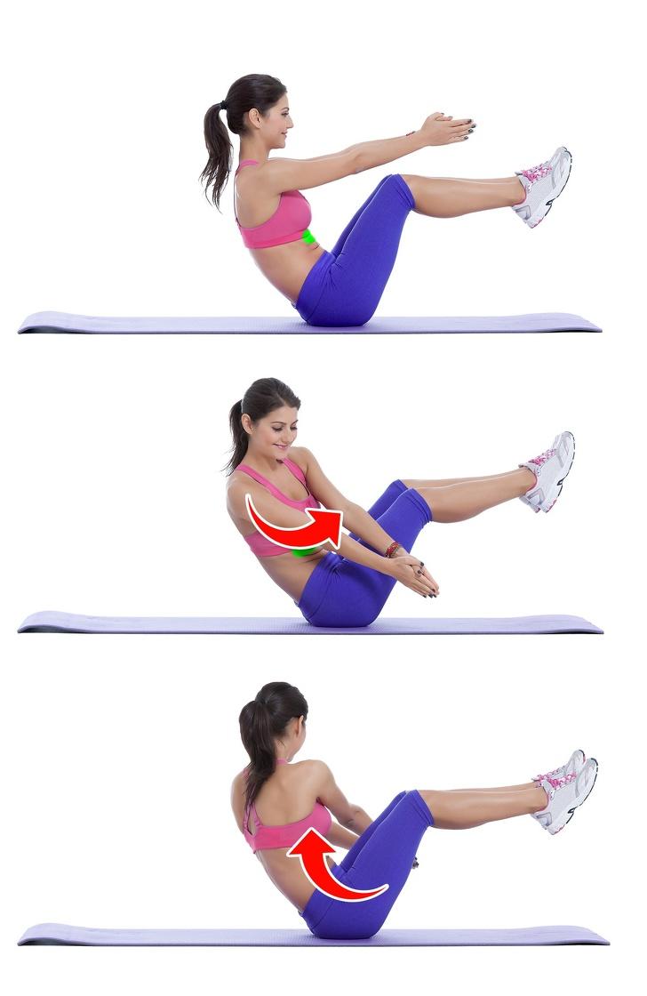15-minútové cvičenie na zbavenie sa brušného tuku pre tie, ktoré nemajú čas chodiť do telocvične