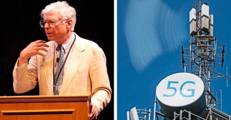 Významný profesor biochémie varuje: Mobilná sieť 5G je najhlúpejší nápad v dejinách