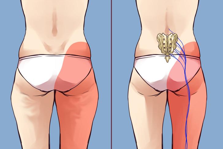 7 cvikov na uvoľnenie nahromadenej lymfy, keď celý deň sedíte