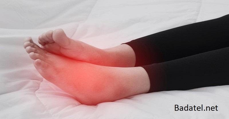 6 vecí, ktoré sa vám snažia povedať o vašom zdraví opuchnuté nohy a členky