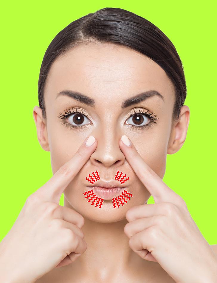 7 cvičení proti vráskam, ktoré dokážu vašej tvári ubrať celé roky