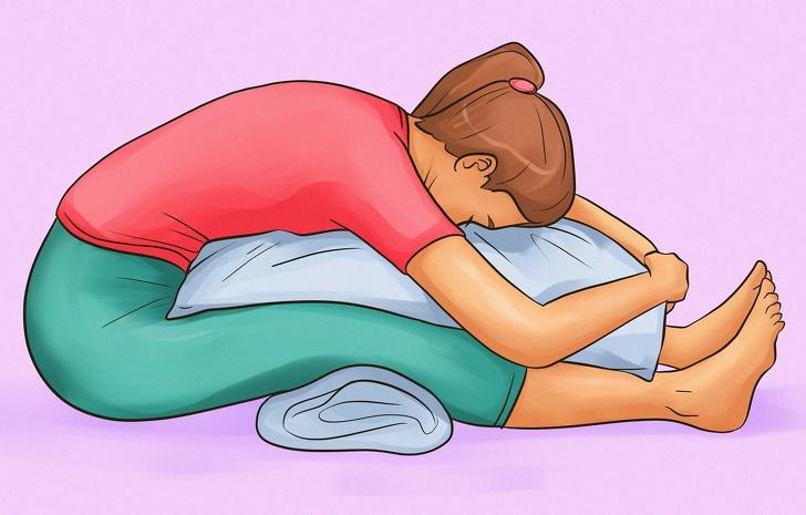 8 jednoduchých trikov, ako sa za 5 minút zbaviť bolesti chrbta