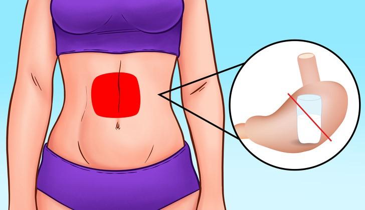 Čo prezrádza o vašom zdraví miesto, kde vás bolí brucho