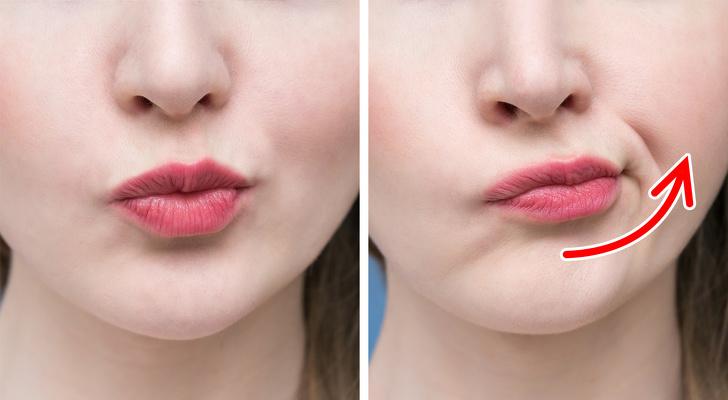 8 cvikov na odstránenie bucľatých líc a získanie výraznej tváre