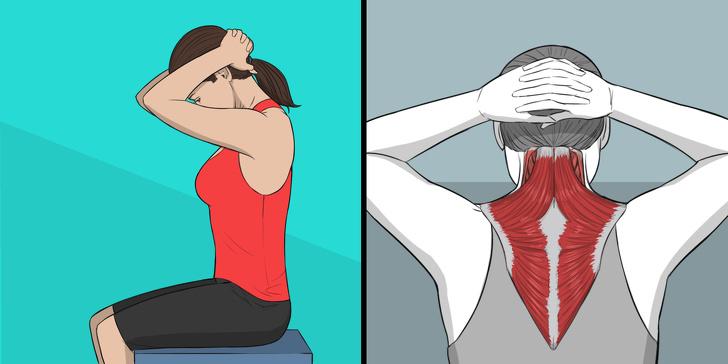 9 strečingových cvičení, ktoré môžu nahradiť masáž
