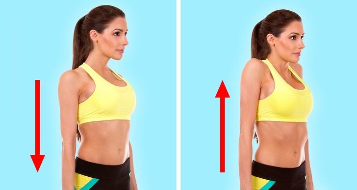 Päťminútové cvičenie, ktoré vás môže zbaviť bolesti krku