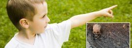 Trojročný chlapec si pamätá svoj minulý život, nachádza svoje telo a identifikuje muža, ktorý ho zavraždil