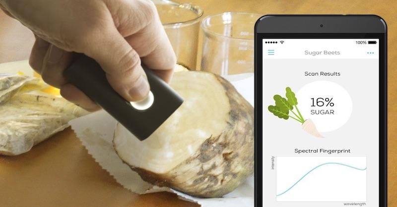 Panika v potravinárskom priemysle: Drobný spektrometer vie povedať, čo obsahuje vaše jedlo