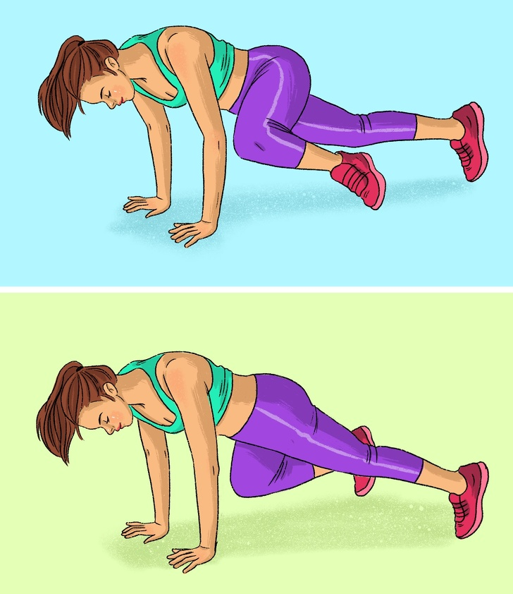 9 cvikov, ktoré vám spevnia zadok a nohy aj bez návštevy telocvične