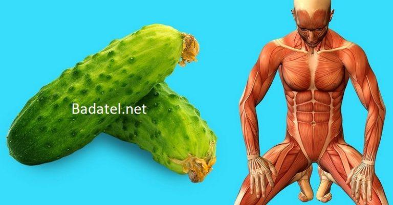13 vecí, ktoré sa môžu stať vášmu telu, keď začnete jesť jednu uhorku denne