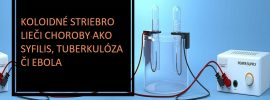 Koloidné striebro: vymazané z učebníc, lebo liečilo choroby od syfilisu, tuberkulózy až po ebolu