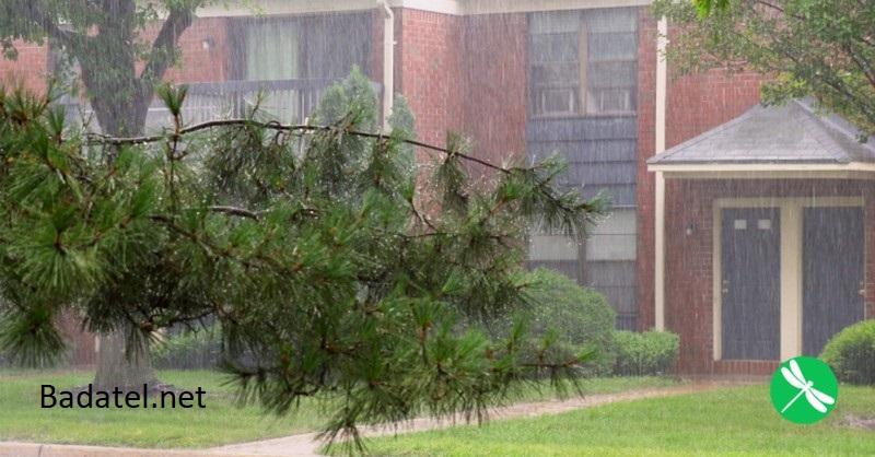 Vôňa dažďa zmierňuje stres + 7 ďalších prínosov prechádzky v daždi