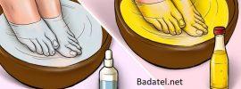 10 druhov kúpeľov nôh a ktoré zdravotné problémy dokážu riešiť