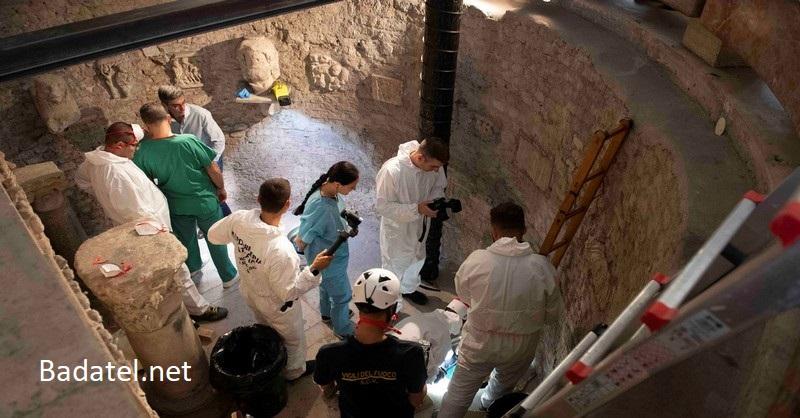 Tisícky kostí nájdené vo Vatikáne pri hľadaní nezvestného dievčaťa