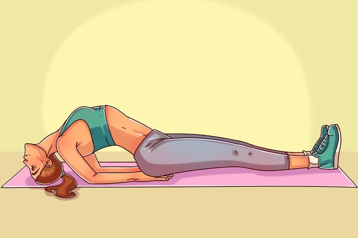8 večerných cviční, po ktorých budete spať ako bábätko
