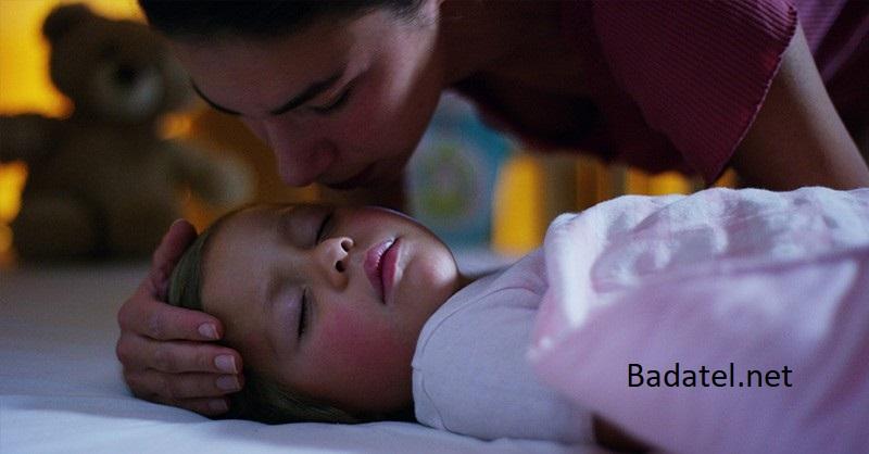 Líhať si večer k svojim deťom, keď zaspávajú, nie je zlozvyk