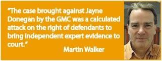 Lekárka, ktorá víťazí nad britskou Generálnou lekárskou radou dôkazmi, že vakcíny nie sú nevyhnutné pre dosiahnutie zdravia