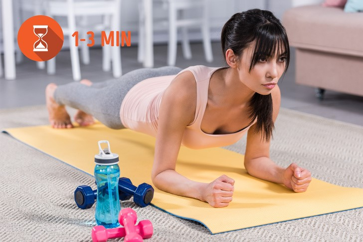 Jednoduché cvičenie, ktoré vám za mesiac dokáže zmeniť celé telo