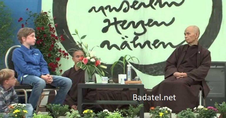 Prečo vegán a nie vegetarián? Na otázku odpovedá vietnamský mních Thich Nhat Hanh
