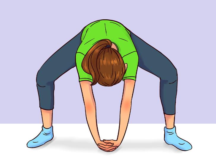Ako som si 7-minútovým cvičením, vykonávaným po dobu 30 dní, dala do poriadku chrbát
