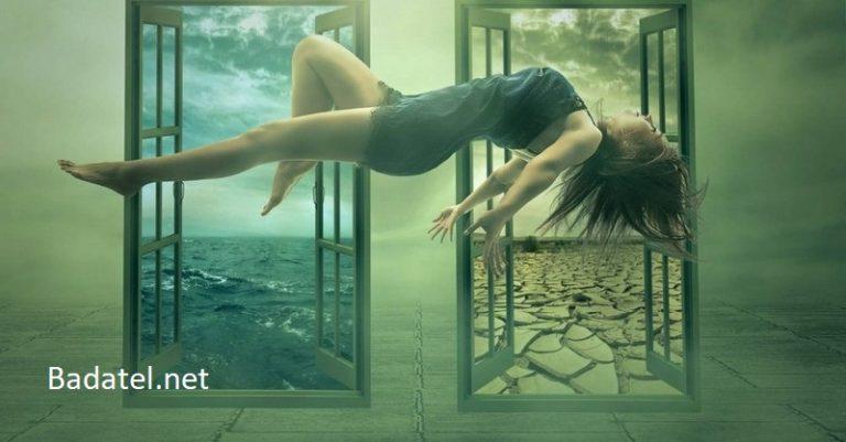 Ako vyliečiť sám seba prostredníctvom mimotelovej skúsenosti