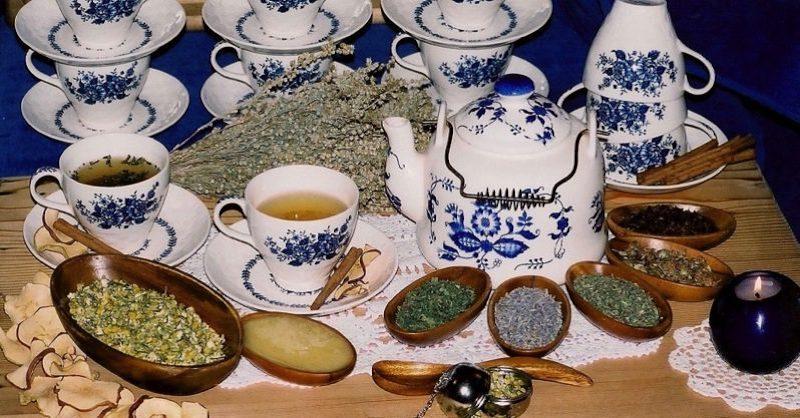 86 rôznych druhov bylinných čajov (a ich prekvapujúce zdravotné prínosy!)