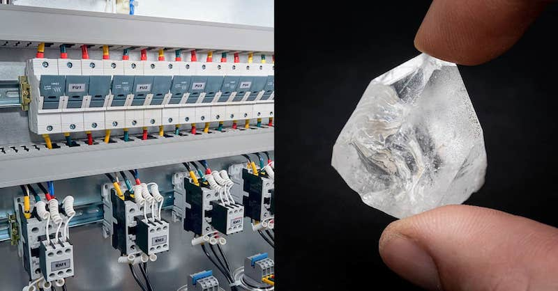 Diamantová batéria zjadrového odpadu by mohla poskytovať neobmedzenú energiu