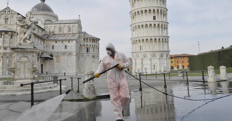 4 príčiny, prečo bolo Taliansko postihnuté pandémiou viac než ostatní