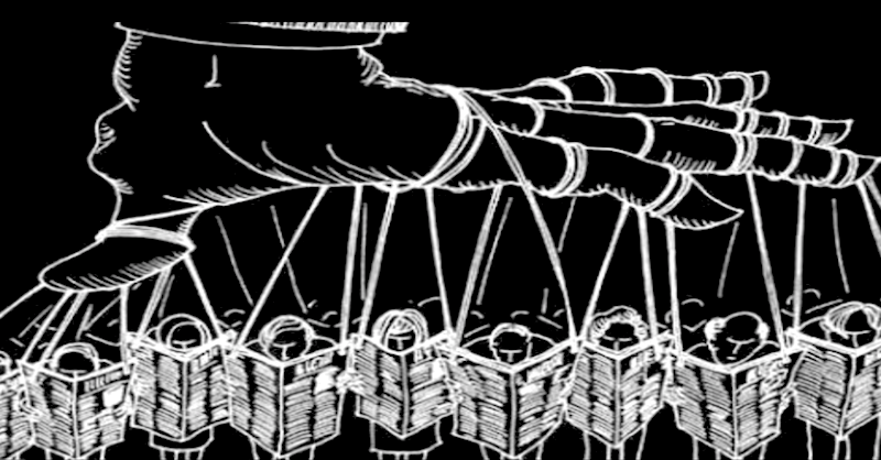 7 vývojových štádií na ceste od pandémie knovodobejdiktatúre