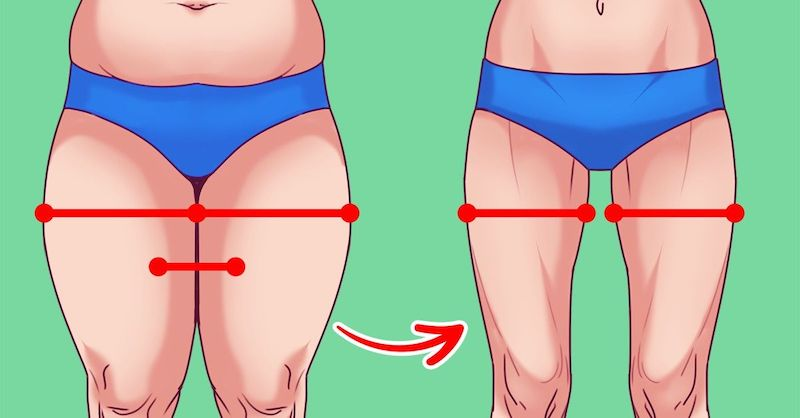 Nové cvičenie na spaľovanie tuku znôh - nielen skrášli vašu postavu, ale i omladí telo