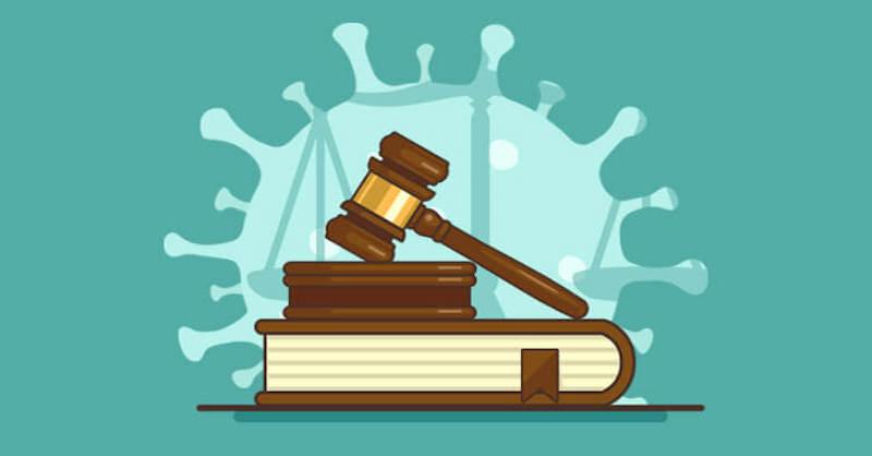 Trestné oznámenie na štát za povinné nosenie náhubkov (rúšok)