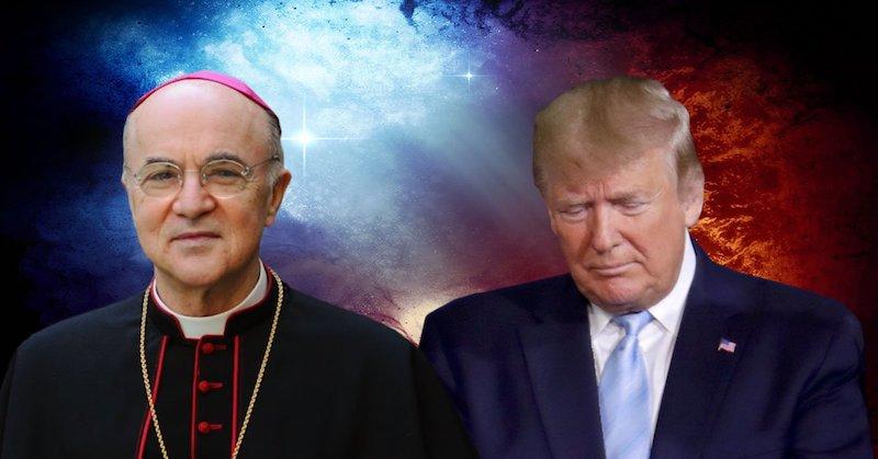 Americký arcibiskup varuje v liste Trumpa pred celosvetovou tyraniou