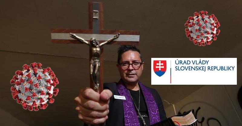 Podľa mnohých indícií slovenskú vládu posadli okultné satanské sily