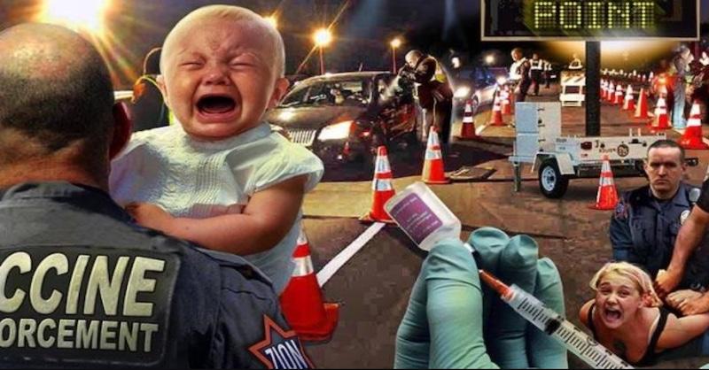 """Zdravotníci vraj dostanú placebo vakcínu akaždému povedia """"Vidíte, je bezpečná!"""""""