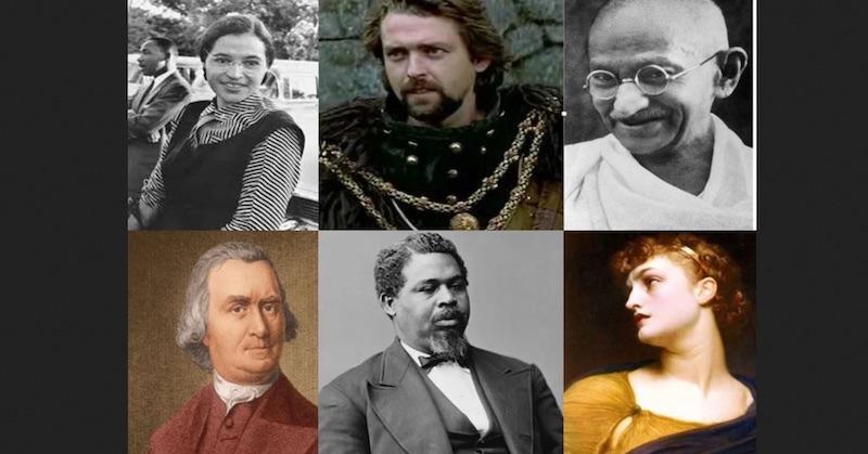 11 najpamätnejších aktov občianskej neposlušnosti v dejinách