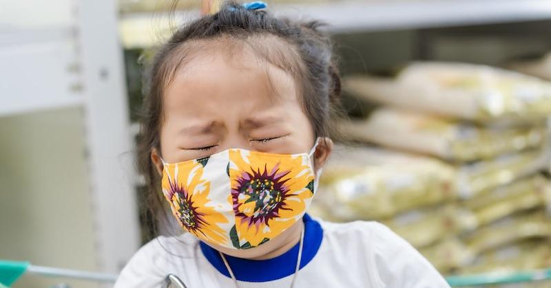 VNemecku vyšla prvá veľká štúdia ovplyve nosenia rúšok na deti