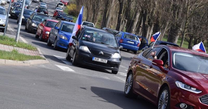 Čas zúčtovania: Májový celoslovenský plán auto protestov ajázd za slobodu