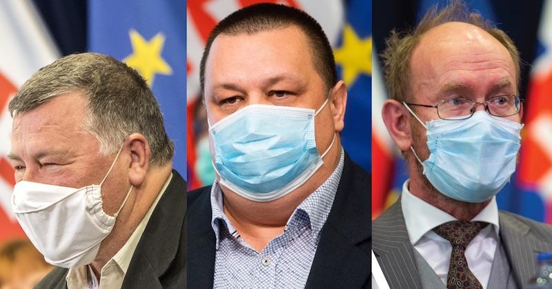 Chystajú sa protesty pred domami farmalobistov Krčméryho, Jarčušku aďalších