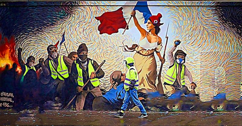 Francúzska vláda sa pokúša vyhladovať neočkovaných: Národ na pokraji revolúcie